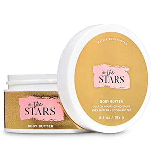 Bath & Body Works In The Stars Body Butter 24hr of Moisture with Shea and Cocoa Butter 6.5 oz / 185 g