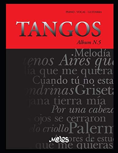 TANGO N-5: piano - vocal - guitarra