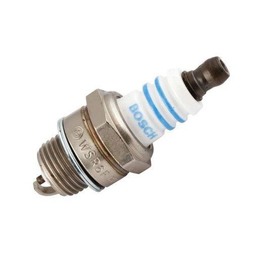 Stihl OEM Part 1110-400-7005 Spark Plug Bosch Wsr 6 F String Trimmer FS106 (11104007005, 1110 400 7005)