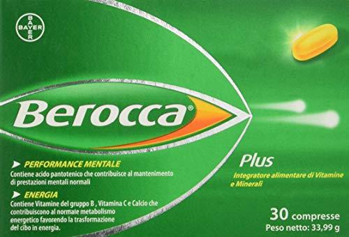 Berocca Plus - 30 Compresse