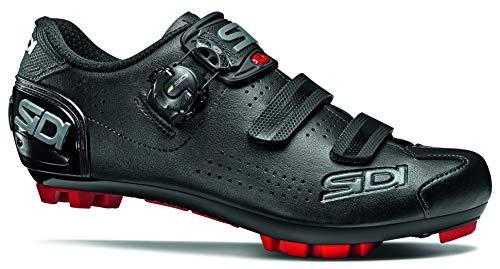 Sidi - Zapatillas MTB Trace 2, Color Negro Negro Size: 43 EU