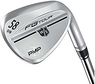 Wilson Staff FG Tour PMP Tour Frosted Wedge Pitching Wedge PW 56 11 Deg Bounce Nippon NS Pro Modus 3 Tour 130 Steel X-Stiff Right Handed 36 in