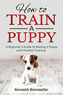 How to Train a Puppy: A Beginner's Guide to Raising a Puppy with Positive Training
