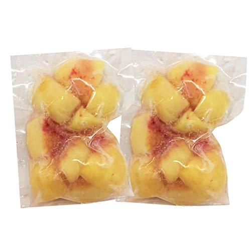 NORUCA 国産 冷凍桃 250g×2 桃 フルーツ 冷凍 もも 国内産 カットフルーツ