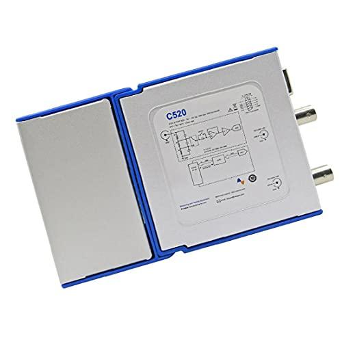 Oscilloscopio virtuale oscilloscopio digitale a doppio canale dell oscilloscopio 25MHz di banda 50M portatile C520 oscilloscopio portatile