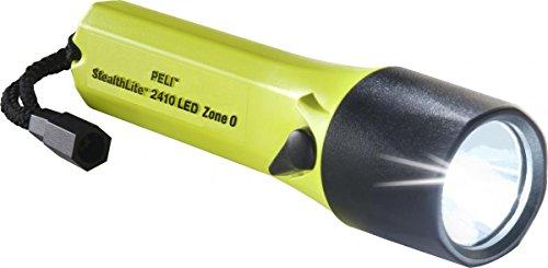 PELI 2410Z0 LED Linterna ATEX Zona 0 para uso en áreas con...
