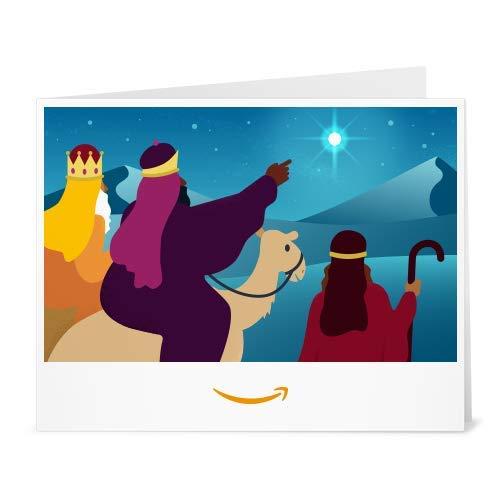 Cheques Regalo de Amazon.es - Para imprimir - Reyes magos en el desierto