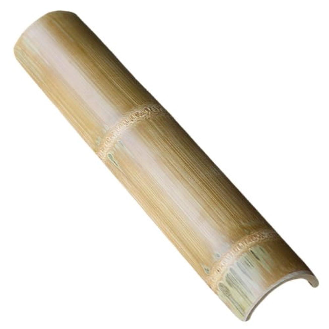 ぬるいコンソール間違えた【国産】青竹を炭化加工して防虫、防カビ効果を向上させて美しく磨き上げています竹踏み(炭化竹)