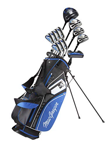 Set Golf Zurdo Marca MACGREGOR