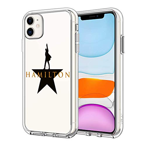 iPhone 11 Case Clear Case Cover iPhone Case (Hamilton)