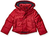 Joules Outerwear Boys' Big Lodge, Deepred, 9-10