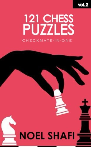 121 Chess Puzzles: Checkmate-In-One: Volume 2