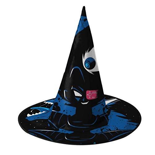 Sombrero de Halloween Vegeta Ozaru Saiyan Dragon Ball Z Sombrero de Bruja Halloween Disfraz Unisex para Vacaciones Halloween Fiesta de carnavales de Navidad