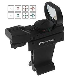 commercial Astromania Finder Deluxe Reflex Rifle Scope telescope finder scope