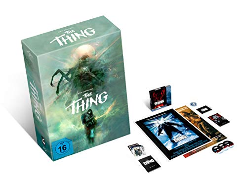 John Carpenter's - THE THING - Deluxe Edition - modern [Blu-ray]