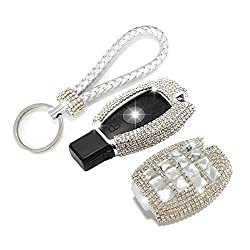 Mercedes-Benz Diamond Key Shell Silver