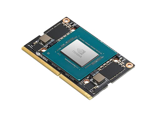 Seeed Studio Small AI Supercomputer Jetson Xavier NX SoM Size for Embedded and Edge Systems with 16GB EMMC Storage Compact Powerful Performance at The Edge.