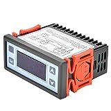 Controlador de temperatura, controlador de calefacción, microordenador -40 ° C〜70 ° C 220V Ditgital para calentador de agua para refrigeración