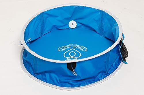 Piscina para Perros 122 cm | Piscina para Mascotas | Plegable | Bañera al aire libre