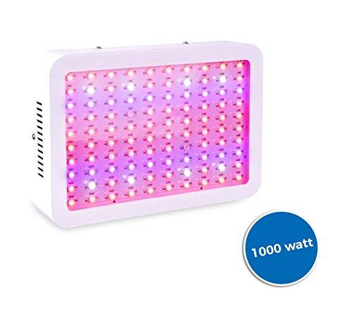 MEDIA WAVE Store LED-lamp 1000W Indoor 4373 voor broeikas 100 LED 10W en haak