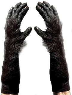 Best gorilla costume gloves Reviews