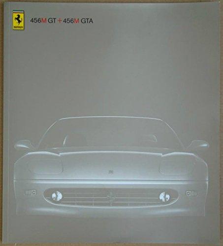 Ferrari 456 M GT/GTA Brochure
