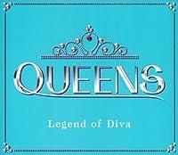 Queens: Legend of Diva by Queen (2005-12-28)