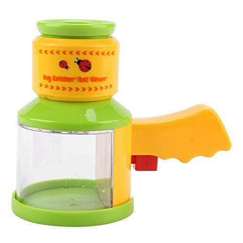 Bnineteenteam Colector de Insectos y Visor, Lupa de Insectos, Kit de Captura para niños Juguetes al Aire Libre