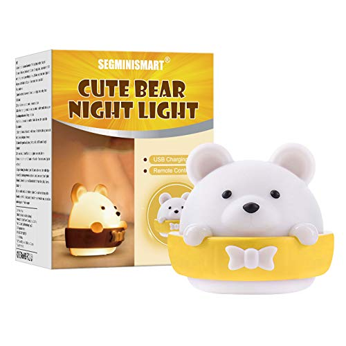 Luz Nocturna de LED,Luz Nocturna Infantil,Lámpara de Mesita de Noche,Ajustable Regulable,Luz Noche Enchufe para Habitación Bebé,Dormitorio,Sala,Garaje,Baño,Pasillos