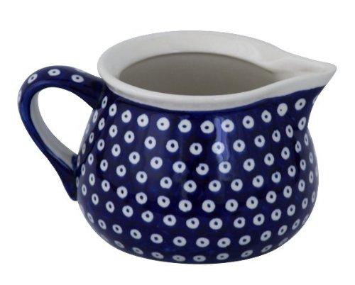 Original Bunzlauer Keramik Milchkanne V = 1,0 Liter im Dekor 42