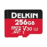 Delkin Devices 256GB Select microSDXC...