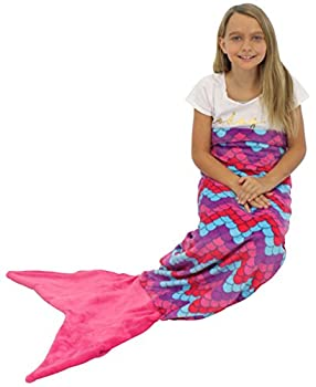 Sleepyheads Mermaid Tail Blanket