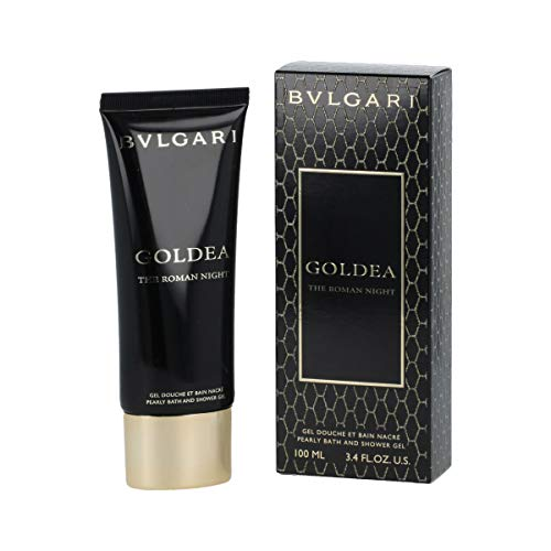 Bvlgari Goldea The Roman Night femme/woman Duschgel, 100 ml