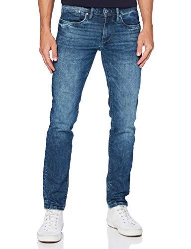 Pepe Jeans Herren Jeans Hatch, Denim 536878, 31W/32L