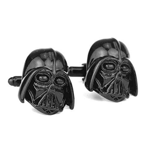Star Wars Manschettenknöpfe Herren Maske Darth Vader Maske