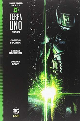 Terra uno. Lanterna verde (Vol. 1)