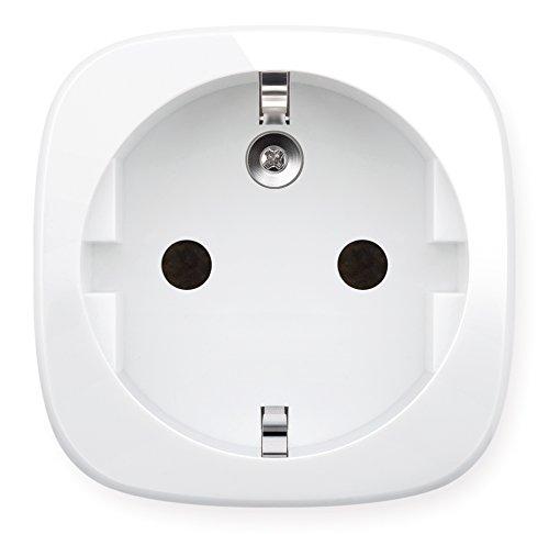 Elgato Eve Energy (Vorgängermodell) - Kabelloser Stromsensor & Schalter mit Apple HomeKit-Unterstützung, Bluetooth Low Energy