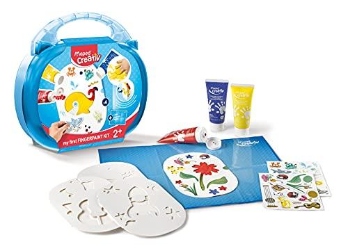Carioca Set Baby 2+ | 53222 - Kit Colores: Rotuladores, Lápices, Témperas y Ceras para Bebés y Niños a Partir de los 24 Meses, 36 Unidades (Juguete)