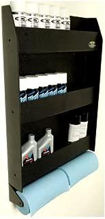 ClearOne TC156 Door Cabinet with 2-Roll Paper Towel Rack