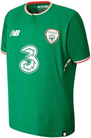 New Balance Camiseta Irlanda Uniforme Titular Multicolor 2017/2018 para Niño