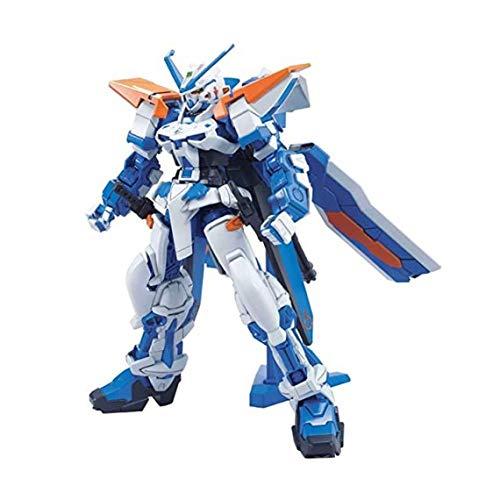 BANDAI High Grade HG 1/144 Mobile Suit Gundam Seed MBF-P03 Gundam Astray Blue Frame