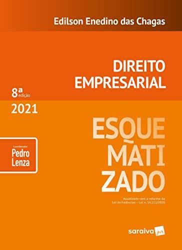 Direito Empresarial Esquematizado - 8ª Edição 2021