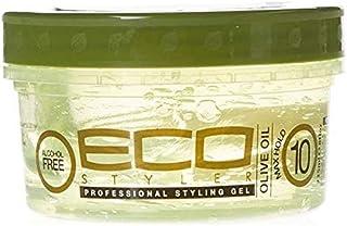 [ECO STYLER ] エコスタイラオリーブ油スタイリングゲル236ミリリットル - ECO Styler Olive Oil Styling Gel 236ml [並行輸入品]