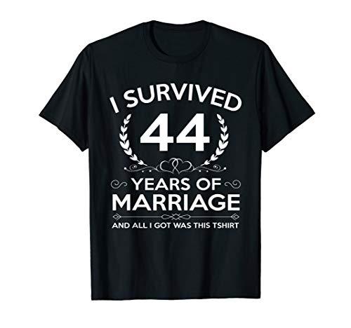 44 Years T-Shirt