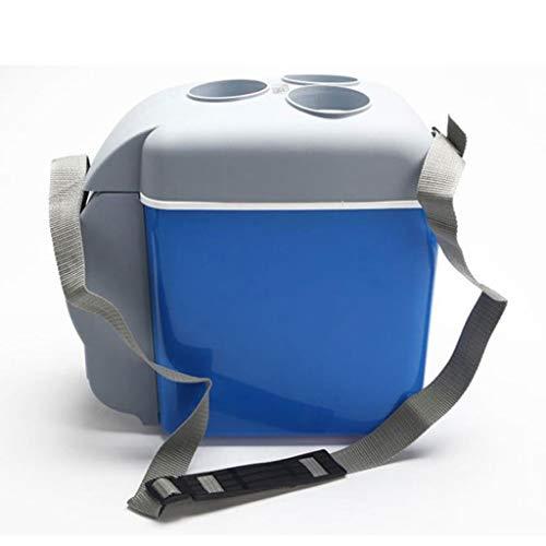 Portable Réfrigérateur, Glacière Électrique, Refroidisseur De Moteur Accueil Camping Frigo 7.5L 12V