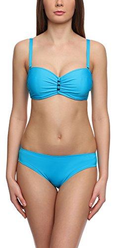 Merry Style Bikini Donna Modellante Push-up F14 (Motivo-211, IT (Coppa 3G / sotto 46))