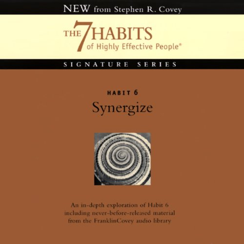 Synergize cover art