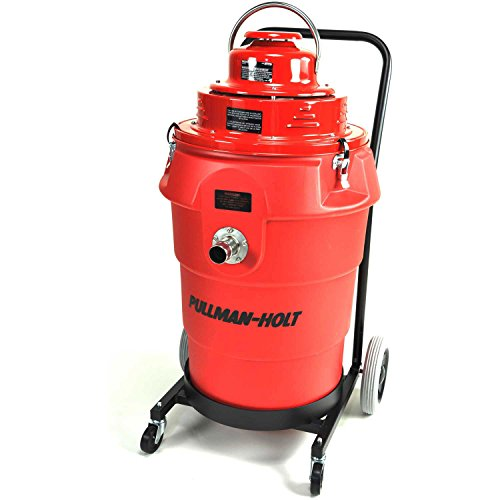 Why Should You Buy Pullman-Holt 102ASB Dry HEPA Vac 2 HP 12 Gallon