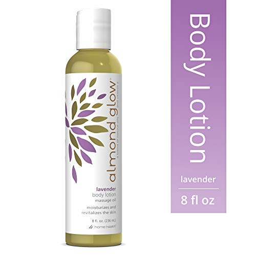 Home Health Almond Glow Skin Lotion In Lavender