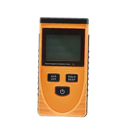EMF mide Campo electromagnético detector de la radiación dosímetro GM3120 Digital Display LCD probador Contador